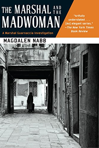 9781569473405: The Marshal and the Madwoman (A Florentine Mystery)