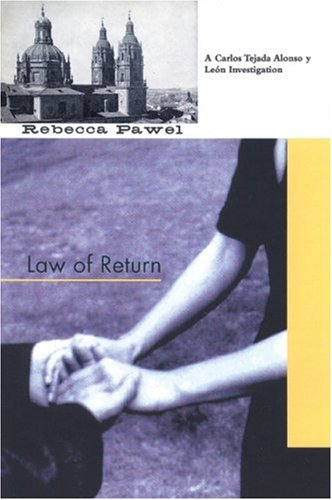 Law of Return (Signed Proof): Rebecca Pawel