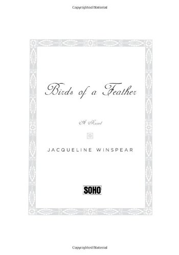 Birds of a Feather (Maisie Dobbs Mysteries): Winspear, Jacqueline
