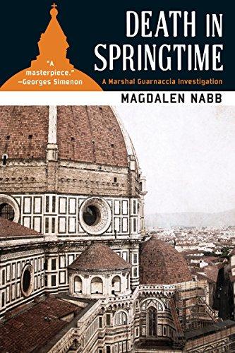 Death in Springtime (A Florentine Mystery): Nabb, Magdalen