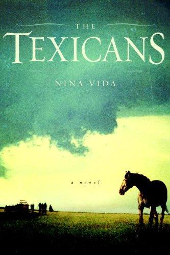 9781569474778: The Texicans: A Novel