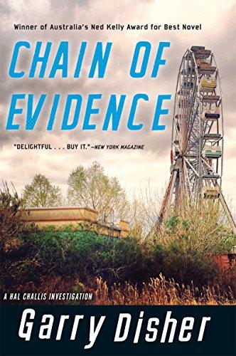 9781569475003: Chain of Evidence (Hal Challis Investigation)