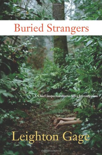 Buried Strangers (Signed First Edition): LEIGHTON GAGE