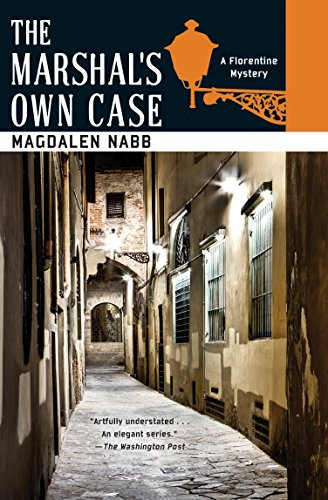 9781569475317: The Marshal's Own Case (A Florentine Mystery)