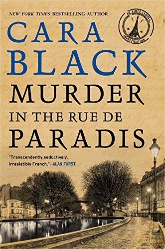 9781569475423: Murder in the Rue de Paradis (Aimee Leduc Investigations, No. 8)