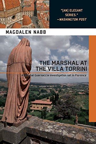 9781569475621: The Marshal at the Villa Torrini (A Florentine Mystery)