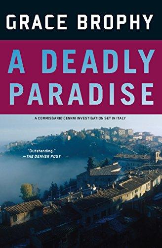 9781569475713: A Deadly Paradise (Commissario Cenni Investigation)