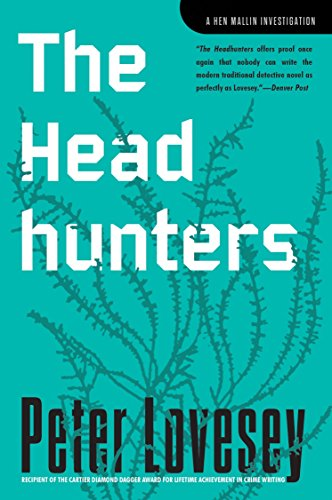 9781569475805: The Headhunters: An Inspector Hen Mallin Investigation