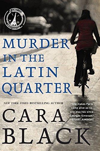 9781569476215: Murder in the Latin Quarter (Aimee Leduc Investigations, No. 9)