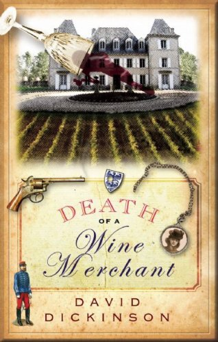 9781569476222: Death of a Wine Merchant