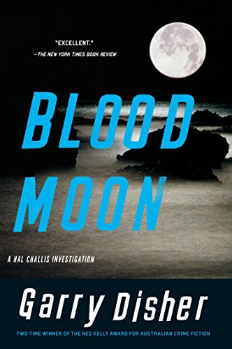 9781569476314: Blood Moon (A Hal Challis Investigation)