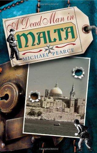 9781569478783: Dead Man in Malta: A Sandor Seymour Mystery (A Dead Man In...)