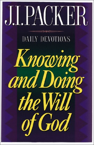 9781569552209: Knowing and Doing the Will of God: Daily Devotions