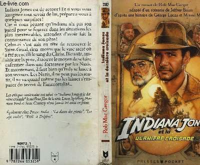 9781569562666: Indiana Jones & the Last Crusade