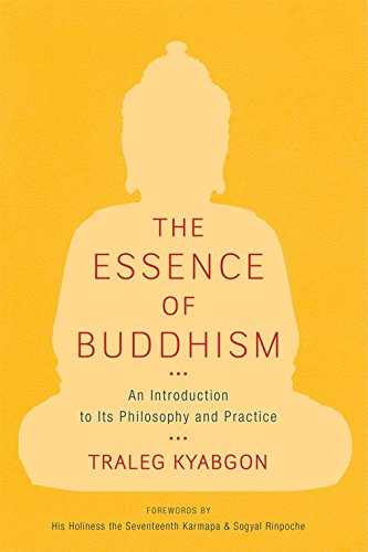 The Essence of Buddhism: An Introduction to Its Philosophy and Practice: Traleg Kyabgon