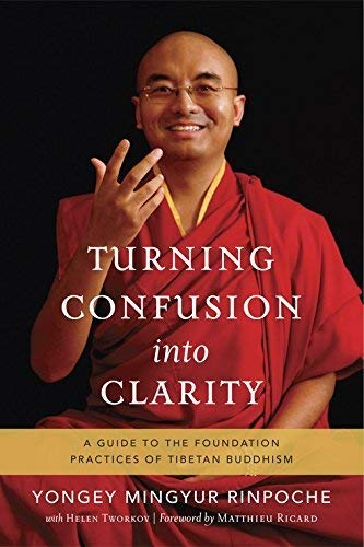 9781569570296: Shambhala Turning Confusion Into Clarity : A Guide To The Foundation Practices Of Tibetan Buddhism