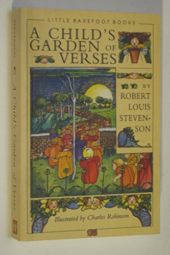 9781569579268: CHILD'S GARDEN OF VERSES (Little Barefoot Books)