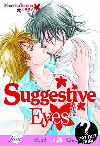 Suggestive Eyes (Yaoi) (Yaoi Manga): Momoko Tenzen
