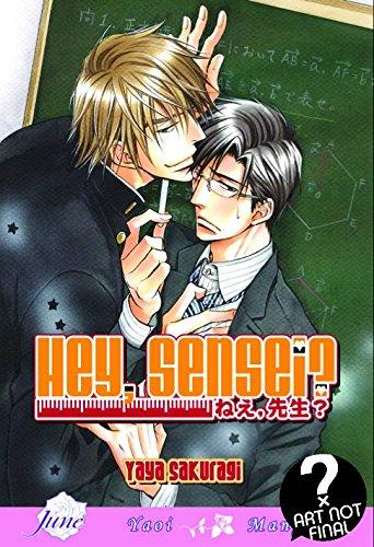 9781569700471: Hey, Sensei (Yaoi) (Yaoi Manga)