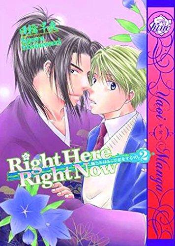 Right Here, Right Now! Volume 2 (Yaoi): Himawari, Souya