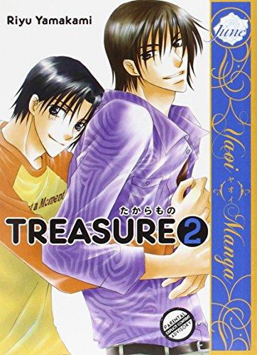 9781569701201: Treasure Volume 2 (Yaoi)