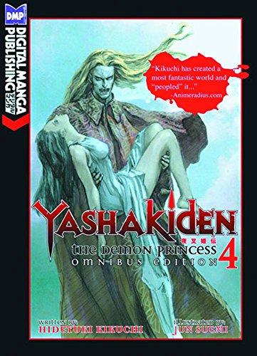 9781569701485: Yashakiden: The Demon Princess Volume 4 (Novel)