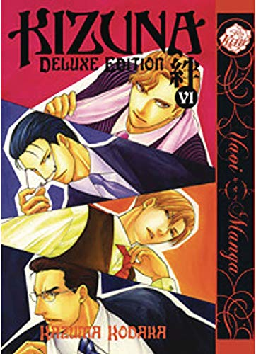 9781569701829: Kizuna Volume 6 (Yaoi Manga)