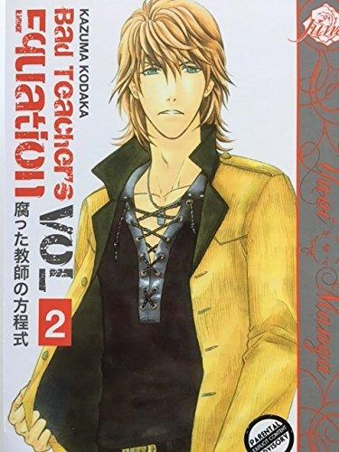 Bad Teacher's Equation Volume 2 (Yaoi): Kodaka, Kazuma