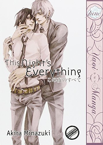 9781569702239: This Night's Everything  GN (Yaoi) (Yaoi Manga)