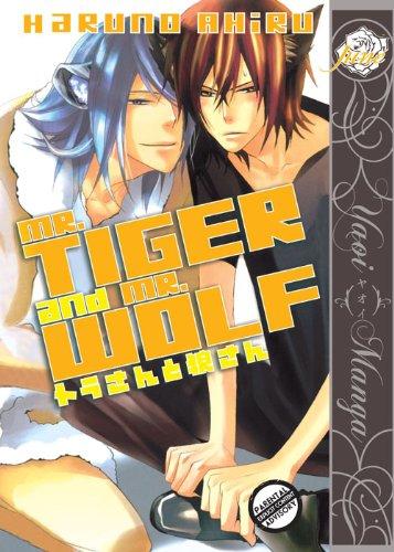 Mr. Tiger and Mr. Wolf (Yaoi): Haruno, Ahiru