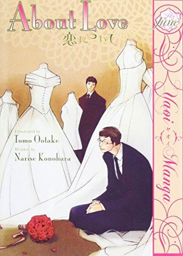 About Love (Yaoi Manga): Narise Konohara