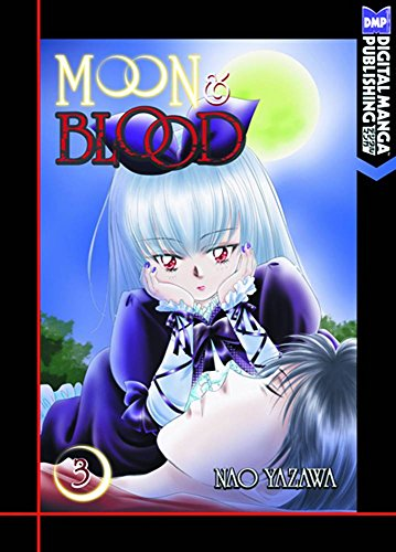 9781569702482: Moon and Blood Volume 3 (Moon & Blood)