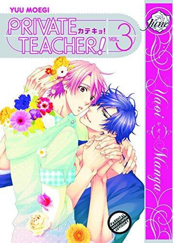 9781569702727: Private Teacher Volume 3 (Yaoi)