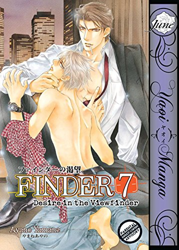 Finder Volume 7: Desire In The Viewfinder (Yaoi Manga)