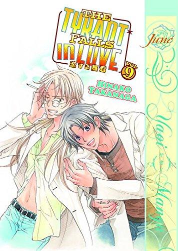 9781569703434: The Tyrant Falls In Love Volume 9 (Yaoi Manga) (Tyrant Falls in Love Gn)