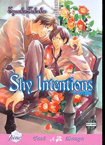 9781569705674: Shy Intentions (Yaoi)
