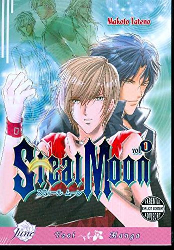 Steal Moon Volume 1 (Yaoi) (v. 1): Tateno, Makoto