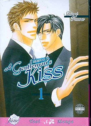 9781569705810: A Gentlemens Kiss Volume 1 (Yaoi)