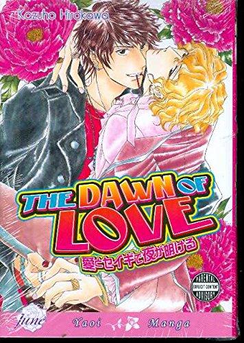 The Dawn of Love (Yaoi) (Yaoi Manga): Kazuho Hirokawa