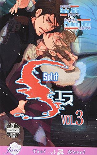 S Volume 3: Split (Yaoi Novel): Saki Aida, Chiharu