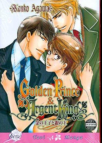 Golden Prince and Argent King: Yaoi: Agawa, Kouko