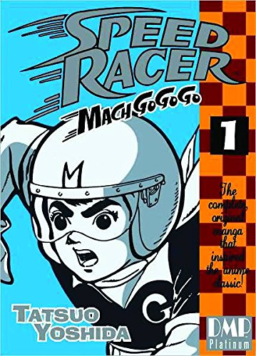 9781569707319: Speed Racer: Mach Go Go Go Box Set
