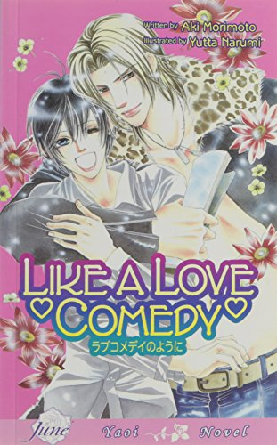 Like A Love Comedy (Yaoi Novel): Aki Morimoto