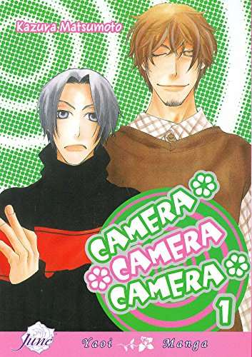 9781569707579: Camera, Camera, Camera Volume 1 (Yaoi) (v. 1)