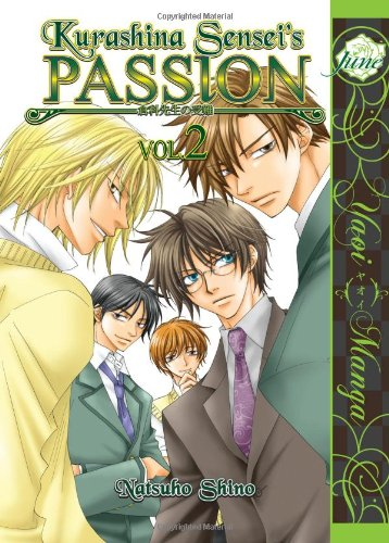 9781569708378: Kurashina Sensei's Passion Volume 2 (Yaoi)