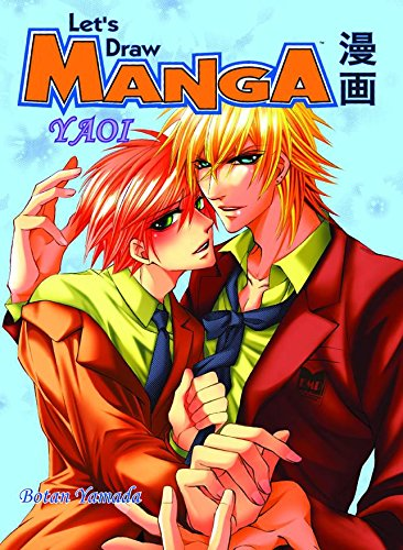 Let's Draw Manga: Yaoi: Botan Yamada
