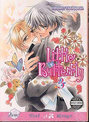 9781569709054: Little Butterfly Volume 3 (Yaoi): v. 3