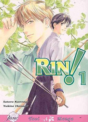 Rin! Vol. 1 (v. 1): Kannagi, Satoru