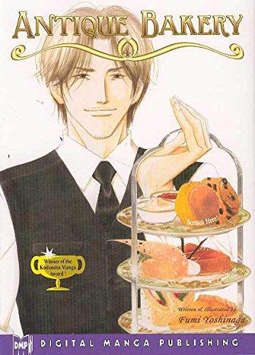 Antique Bakery Volume 4: Yoshinaga, Fumi