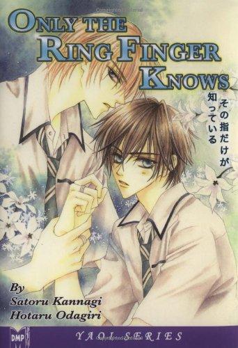 Only the Ring Finger Knows (Yaoi): Kannagi, Satoru, Odagiri,